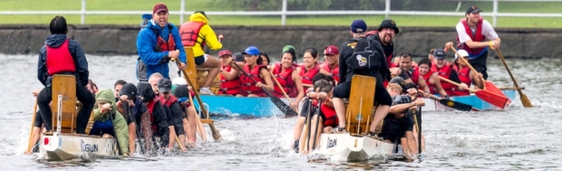 Capital Dragon Boat Regatta